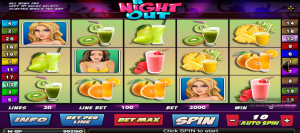 A Night Out Slot Online (1)