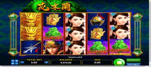 Mulan Slot Online (1)