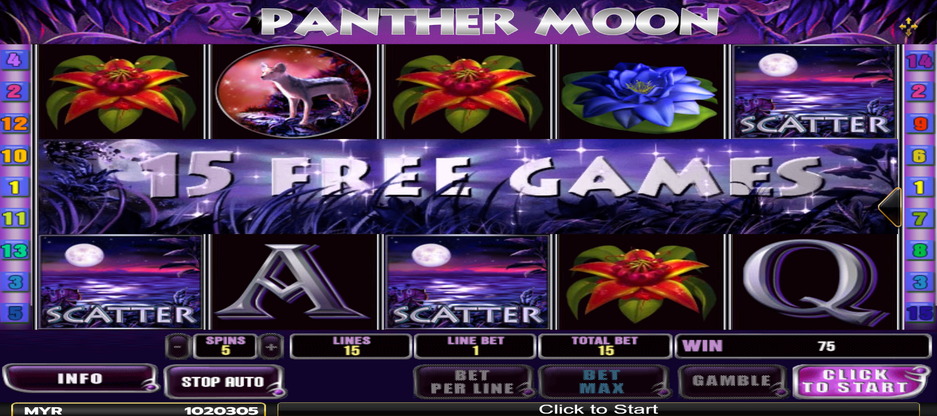 Panther Moon Slot Online (1)