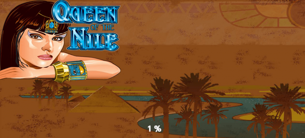 Queen of the Nile Slot Online (1)