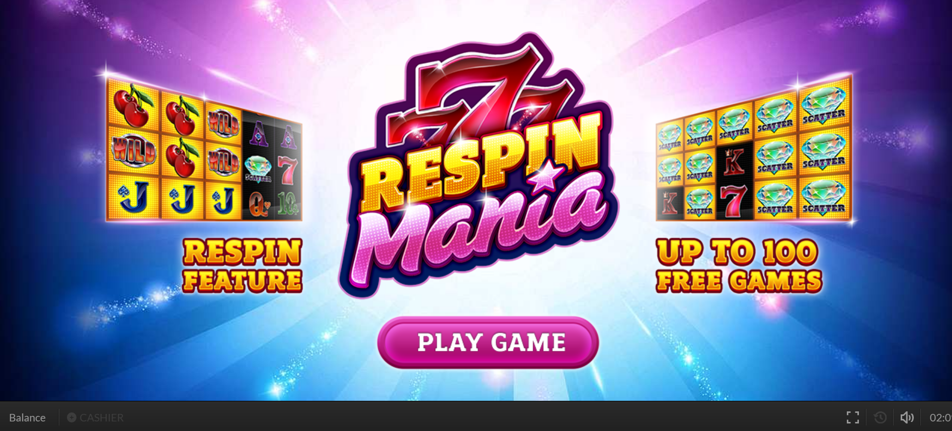 Respin Mania Slot Online (1)