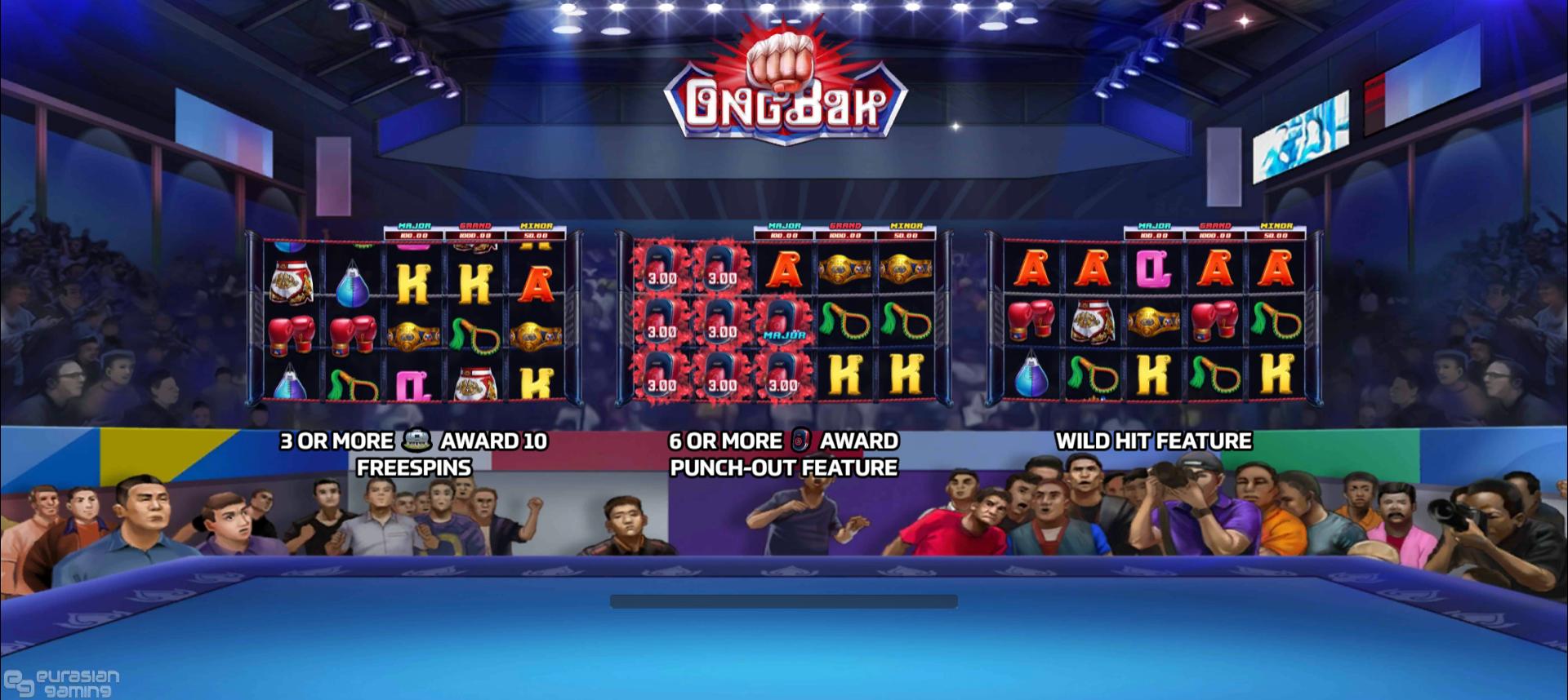 OngBak Slot Online